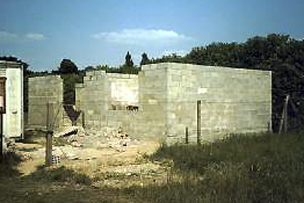 Conflans - construction logis