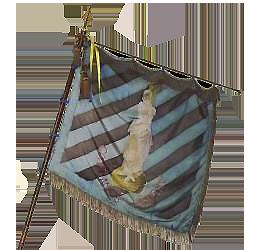 Conflans : ancien drapeau